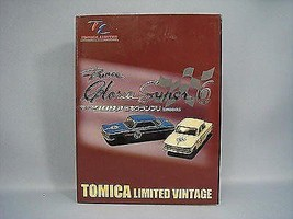 TOMICA Limited Vintage Prince Gloria Super 6 Vol.1 64 JAPAN Grand prix VHTF - $59.09