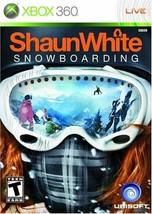 Shaun White Snowboarding - Xbox 360 [Xbox 360] - $5.93