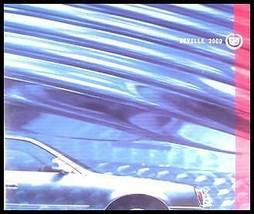 2000 Cadillac Deville Prestige Brochure MINT - $9.00