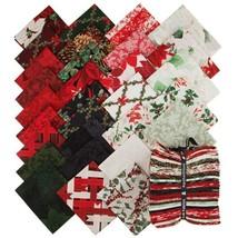 Let it Sparkle Christmas Fat Quarter Bundle of 31 by RJR Fabrics - $85.45