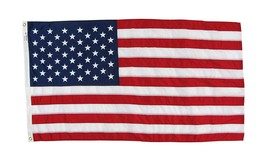 Valley Forge Perma-Nyl American Flag, 3' x 5' - $29.95