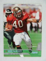Mike Alstott Tampa Bay Buccaneers 2000 Topps Football Card 5 - $0.98