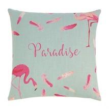 Flaming Feathers Decorative Throw Pillow - $198,26 MXN