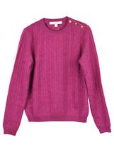 Brooks Brothers Mädchen Kaschmir Kabel Pullover - $91.45