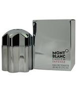 MONT BLANC EMBLEM INTENSE by Mont Blanc - $43.00