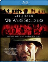 We Were Soldiers BLURAY MILITARY MOVIE VIDEO MEL GIBSON NEW SEALED  - $6.99