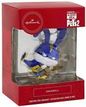 Hallmark  Snowball  The Secret Life of Pets  2019 Gift Ornament - $13.57