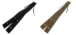 Nylon Off Billet for Western Saddle Horse Riding - Choice of Black or Brown - $12.99