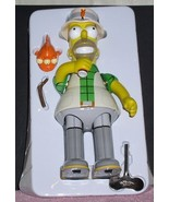 The Simpsons Homer Fisherman Tin wind up  Action - $49.99
