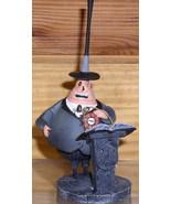 Nightmare Before Christmas Mayor  Bobble Head - $18.59
