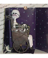 Nightmare Be4 Christmas Scientist Dr Frankenstein  Doll - $84.59