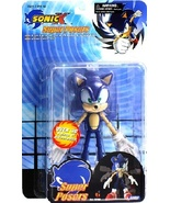 Sonic X: Super Posers Sonic 5 inch Tall Action Figure Brand NEW!  - $69.99