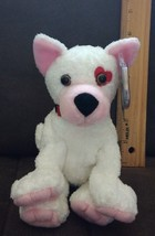 5bb9a8a5ef2 TY Beanie Baby - CUPID the Dog (6.5 inch) - MWMTs Stuffed Animal Toy