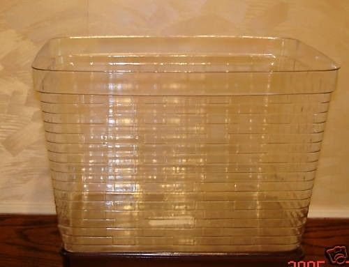 Primary image for Longaberger 1995 Precious Treasure Basket Plastic Protector Only New Authentic
