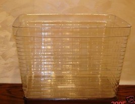 Longaberger 1995 Precious Treasure Basket Plastic Protector Only New Authentic - $16.78
