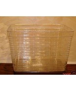 Longaberger 1995 Precious Treasure Basket Plastic Protector Only New Aut... - $16.78