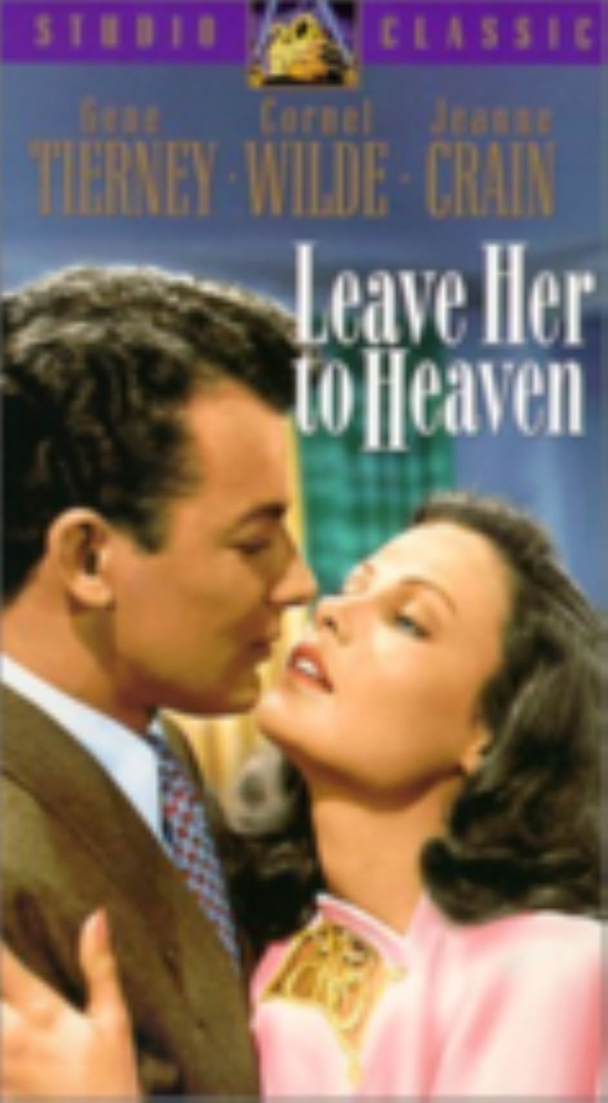 Leave Her to Heaven Vhs