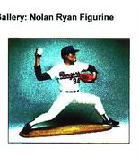 NOLAN RYAN, SAM Figurine, Ltd Ed Large, Texas R... - $335.15