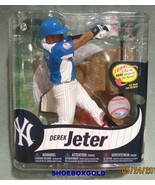 RARE, DEREK JETER - NEW YORK YANKEES, CHASE McF... - $79.37