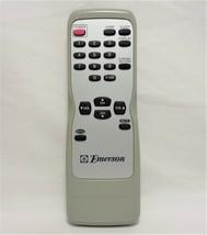 Emerson NE127UD *Missing Battery Cover* Factory Original Tv Remote EWT19S3 - $19.99