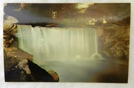 Souvenir Postcard Uncirculated Cumberland Falls State Park Kentucky Vintage - $9.77