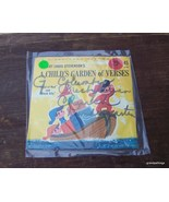 Vintage A Child's Garden of Verses Record 45 RPM - $20.00