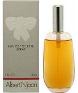 Albert Nipon by Albert Nipon for Women 1.0 oz EDT Spray NEW( Low fill as... - $12.99