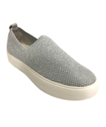 Womens Cougar Hint Slip On Shoes - Silver, Size 6 - $72.99