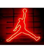 "NBA Michael Jordan Basketball Air Beer Bar Neon Light Sign 16"" x 16"" - $499.00"