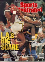 May 22, 1988 Sports Illustrated Utah Jazz Los Angeles Lakers Issue - $7.91