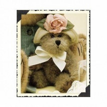 "Boyds Bear""Lynette Bearlove"" 6"" Plush Bear - #918433 - NWT- Retired - $10.99"