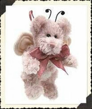"Boyds Bear ""Pinkle B. Bumbles""   5.5"" Plush Ornament  #56221-09  NWT-  Retired - $8.99"