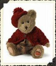 "Boyds Bears ""Meg Autumnfest"" 10"" Plush Bear -#904152- NWT- 2003- Retired - $22.99"