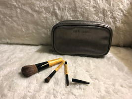 Bobbi Brown Stardust Collection 3pcs Mini Brush Set, Shadow/Blush/Liner ... - $59.99