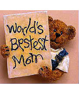 """Boyds BearWear """"Lil' Tot..Guess Who Loves You?"""" Resin Pin-#82531- New-Re... - $9.99"""