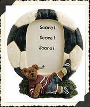 "Boyds Bearstone Frame ""Stryker.. The Pele""  #27306 - 1E -NIB- 2000 - Retired - $19.99"