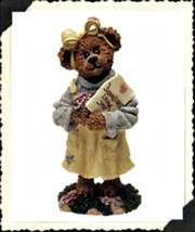 "Boyds Bearstone ""Abby T. Bearymuch"".. Yours Truly "" #227742-1E -NIB-2001 - $12.99"