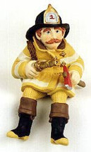 "Shenandoah Designs""Keeper of Firefighters"" Style #1424* Shelf Sitter*NEW... - $39.99"