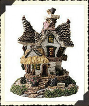 "Boyds Bearly Built Villages ""Marthas Bearly Bloom'n FlowerShop""#19016-2E... - $29.99"