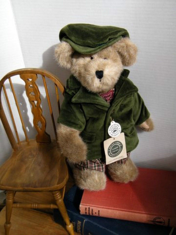 "Boyds Bears ""Uncle Edward O'Beary"" #94889GCC-14"" GCC Exclusive-NWT-2000"
