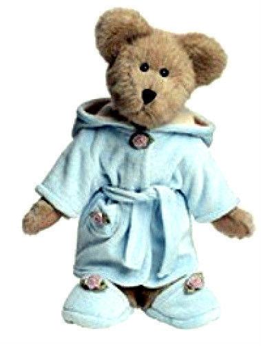 "Boyds Bears ""Roberta"" 12"" Plush Bear - #912665 - NWT - 2002-Retired"