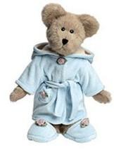 "Boyds Bears ""Roberta"" 12"" Plush Bear - #912665 - NWT - 2002-Retired image 2"