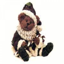 "Boyds Bearstone""Nickleby"" Ornament* #25732- 1E- NIB- 2000- Retired - $15.99"