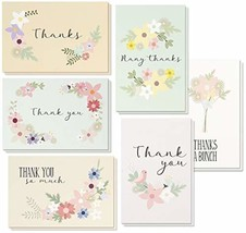 Thank You Postcards - 72-Count Thank You Note Cards, Bulk All Occasion T... - $13.17