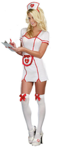 Adult Really Naughty Nurse RN Costume - $19.99