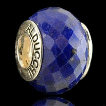 Alducchi Sapphire Faceted  .925 Sterling Silver European Charm Bead - $54.95