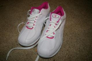 ELITE Womans ARIEL Bowling Shoes Size 9.5 M Girls