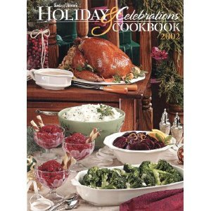 Taste of Home Holiday & Celebrations Cookbook 2002