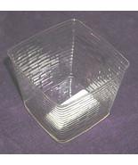 Longaberger 2002 Large Sweetest Gift Sweetheart Basket Plastic Protector... - $16.78