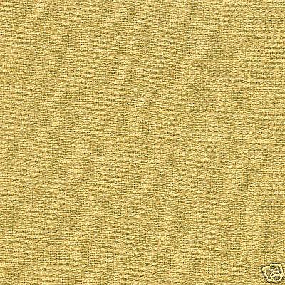 "Longaberger 9"" Measuring Basket Butternut Yellow Fabric Over Edge Liner New"